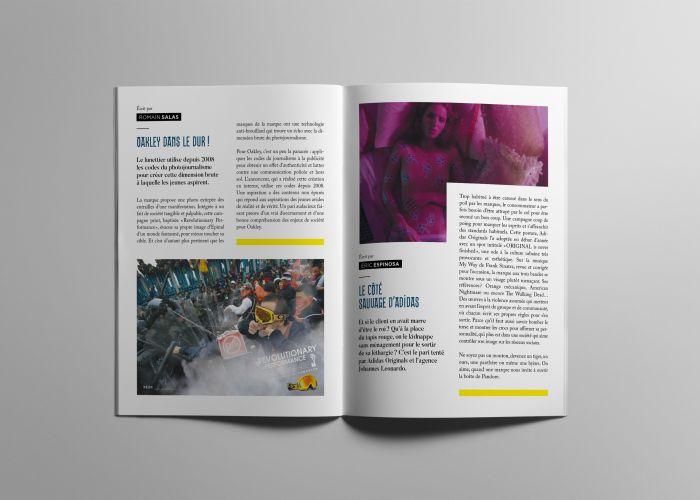 Digest M6|INfluencia #1 - Génération non-filtrée