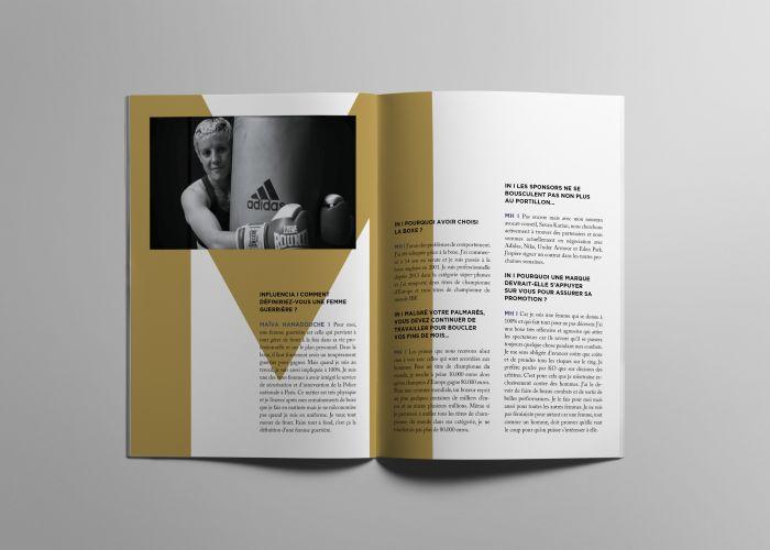Digest M6/INfluencia #2 - Génération guerrière