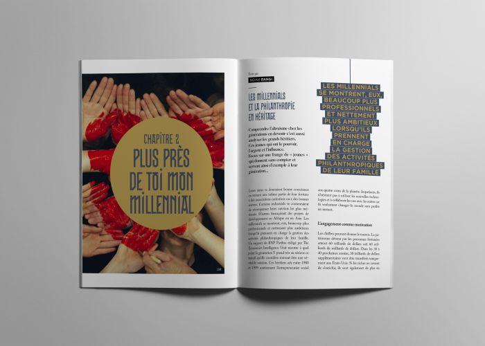 DIGEST M6/INFLUENCIA #3 - Les Millenials: une génération altruiste