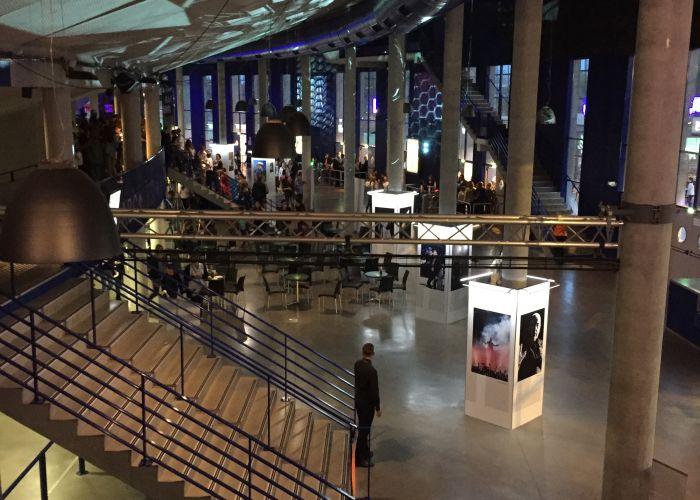 Exposition 10 ans Zénith Nantes Métropole