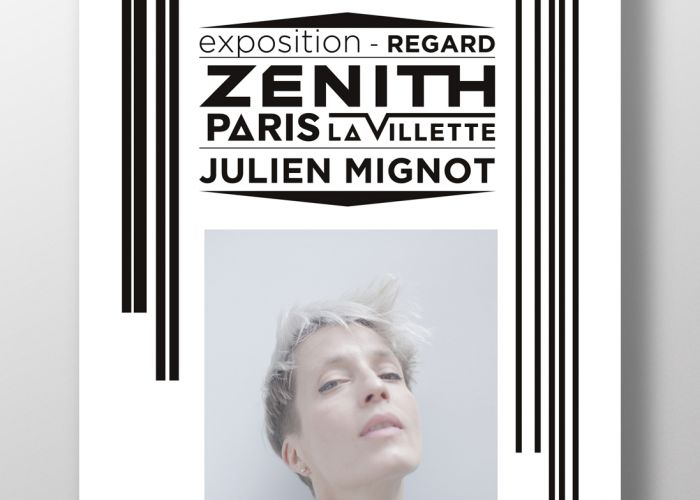 Exposition Regard - Julien Mignot - Zénith Paris la Villette