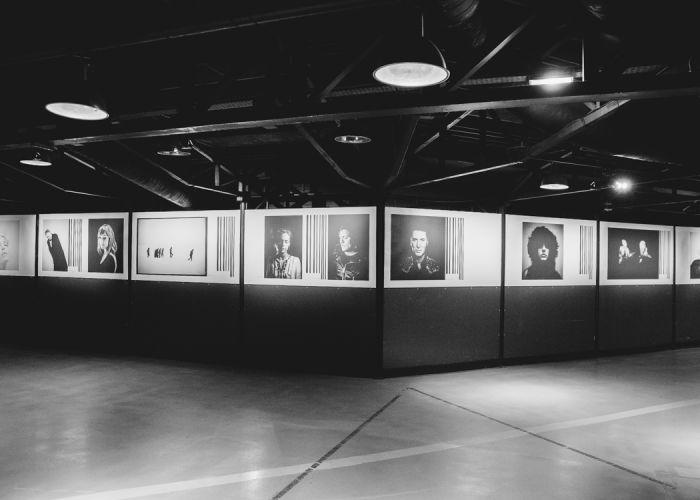 Exposition Regard - Julien Mignot - Zénith Paris la Villette