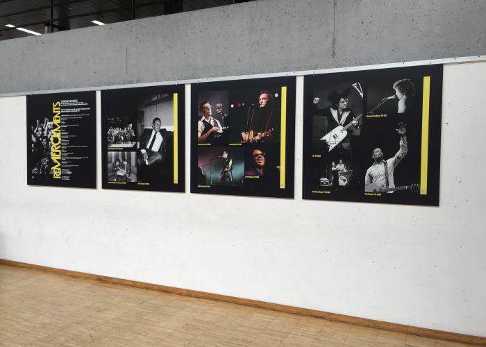 Exposition Le Printemps de Bourges - 40ème édition
