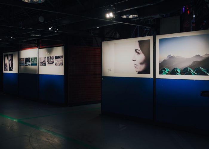 Exposition Regard - Vincent Delerm - Zénith Paris la Villette