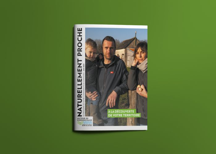 Magazine Communauté de communes Autour de Chenonceaux
